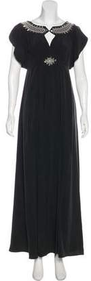 ALICE by Temperley Silk Evening Dress