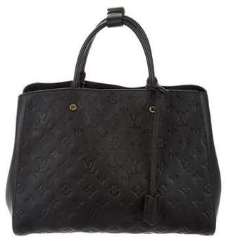 Louis Vuitton Empreinte Montaigne GM