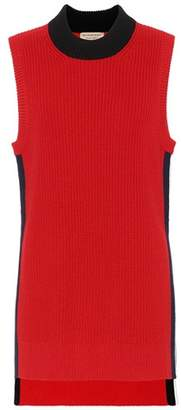 Burberry Wool and cashmere sweater vest