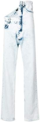 Y/Project Y / Project asymmetric waist jeans