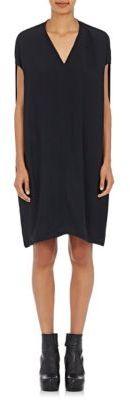 "Rick Owens Women's ""Floating"" Tunic Shirt-BLACK $775 thestylecure.com"