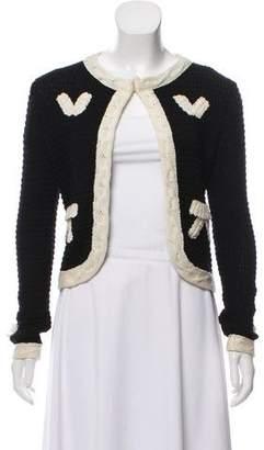 Chloé Wool-Blend Cardigan