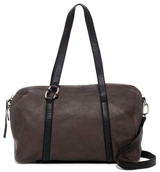 Liebeskind Berlin Pokola Distressed Leather Satchel
