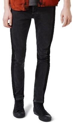 Men's Topman Side Stripe Skinny Jeans $85 thestylecure.com