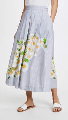 Isolda Embroidered Rio Skirt