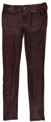 Genetic Los Angeles Low-Rise Skinny Pants