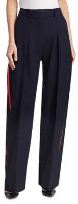 Victoria Beckham Victoria, Front Pleat Pants