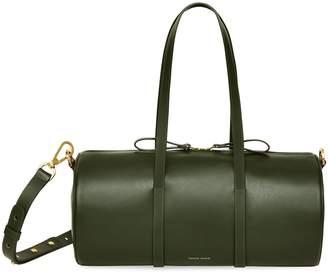 Mansur Gavriel Lamb Mini Duffle Bag - Moss