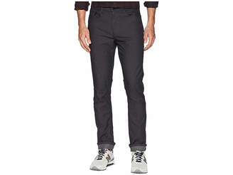 Kenneth Cole New York Brooklyn Slim Two-Tone Twill Men's Casual Pants