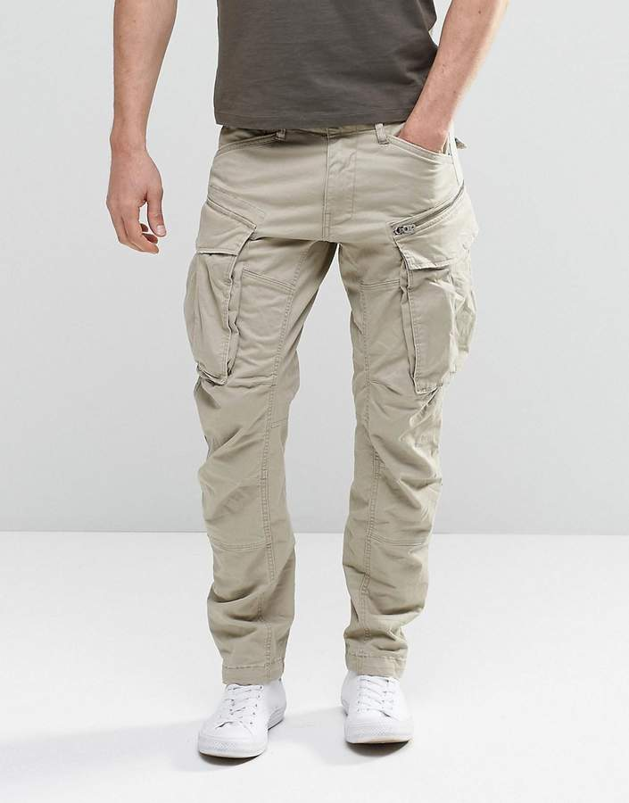 G Star G-Star Rovic Zip Cargo Pants 3D Tapered