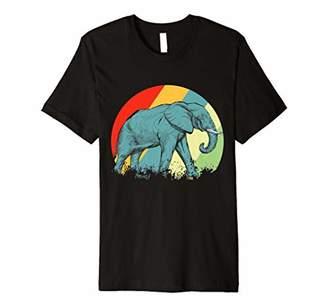Zoo Keeper Safari African Animal Elephant Premium T-Shirt