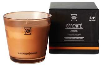 Salt&Pepper Serenite Ambre Candle Pot