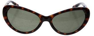 Tory Burch Tinted Cat-Eye Sunglasses