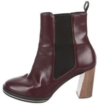 Stella McCartney Vegan Leather Booties