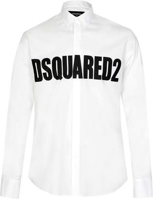 Dsquared2 Dsquared Print Shirt