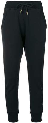 DSQUARED2 cropped tapered leg trousers