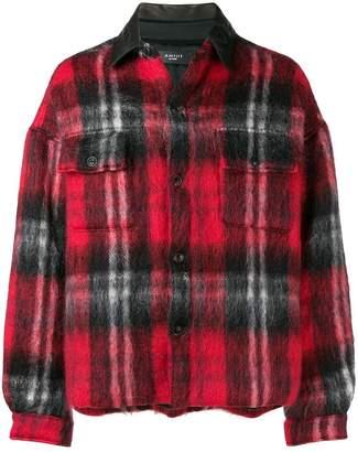 Amiri lumberjack jacket