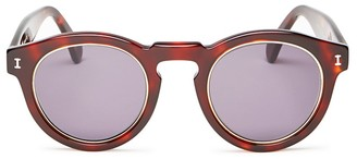Illesteva Leonard Ring Sunglasses, 46mm $177 thestylecure.com