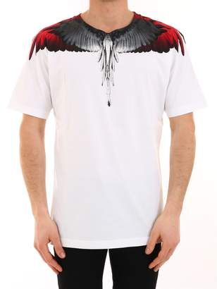 Marcelo Burlon County of Milan T-shirt Wings White