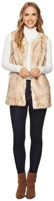 Hatley Faux Fur Vest Women's Vest
