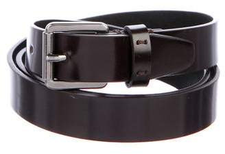 Christian Dior Leather Waist Belt