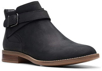 Clarks Collection Women Camzin Hale Ankle Booties Women Shoes