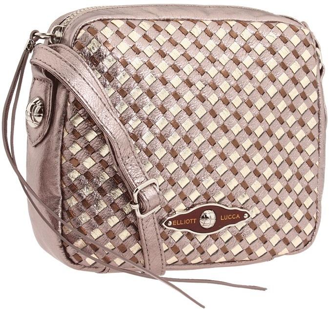 Elliott Lucca Handbags - Lucca Woven Camera Bag