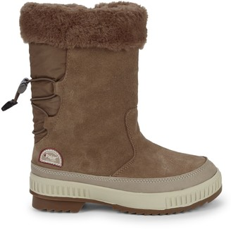 Pajar Barb Faux Fur Platform Boots