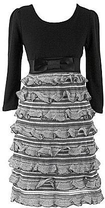 Ruby Rox 7-16 Ruffle Dress