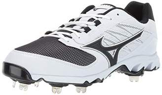 801ec9b4a Mizuno Men s 9-Spike Dominant IC Low Metal Baseball Cleat Shoe