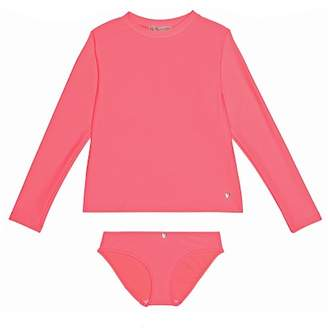 Bonpoint Long sleeved swimsuit set
