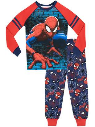 Marvel Spiderman Boys' Spider-Man Pajamas