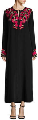 Temperley London Embroidery Tunic Dress