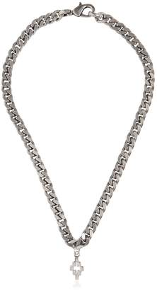 Marcelo Burlon County of Milan Cross Metal Bracelet