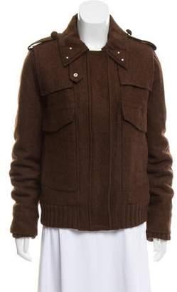 Altuzarra Wool Zip-Up Jacket