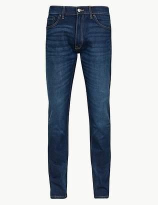 Marks and Spencer Vintage Wash Slim Fit Jeans