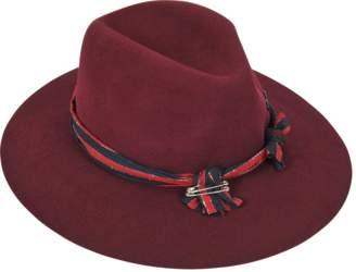 Maison Michel Masculine Com-Plain Henrietta hat