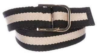 Gucci Web Belt