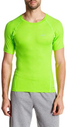 Mission VaporActive Performance Compression Shirt - Size M $39.99 thestylecure.com