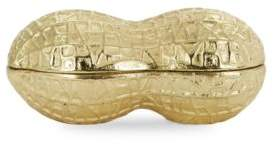 Twos Company Two's Company Peanut-Shaped Trinket Box