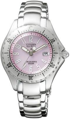 [シチズン]CITIZEN 腕時計 PROMASTER プロマスター マリン Eco-Drive エコ・ドライブ ペアモデル PMA56-2832 レディース