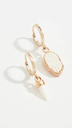 Isabel Marant Boucle Oreille Mismatch Earrings