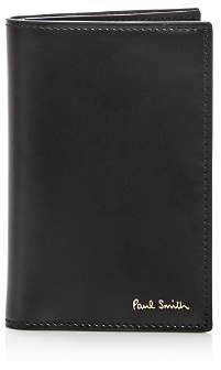 Paul Smith Naked Lady Leather Vertical Card Case