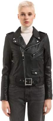 Schott Perfecto Leather Biker Jacket