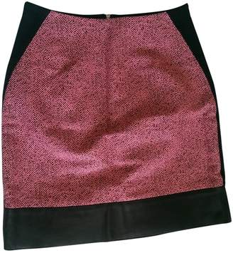 Richard Nicoll Pink Cotton Skirt for Women