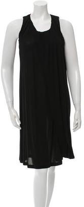 Jean Paul Gaultier Sleeveless Knee-Length Dress $75 thestylecure.com