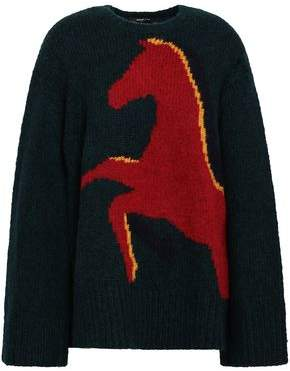 Derek Lam Intarsia-knit Sweater