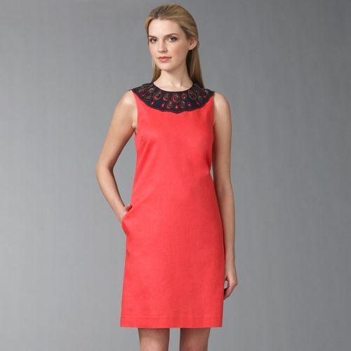 Tory Burch Jessica Jeweled Dress