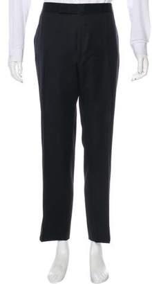 Tom Ford Wool-Blend Tuxedo Pants