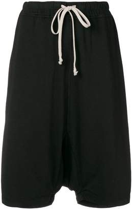 Rick Owens loose fitted shorts